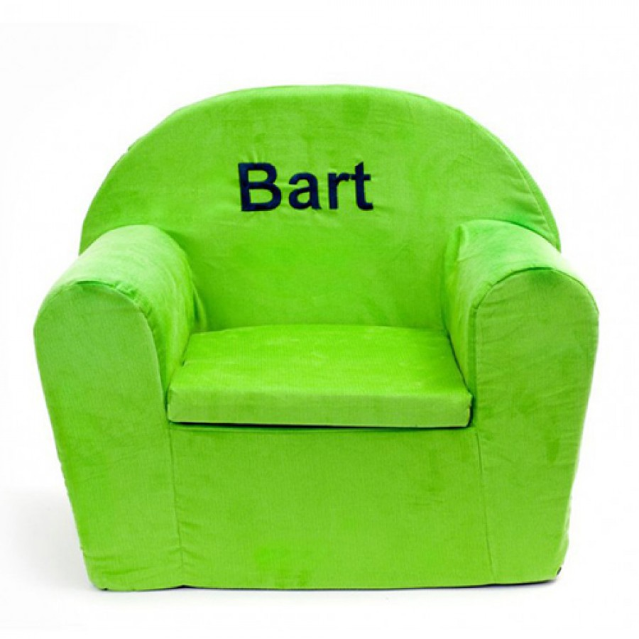 Kinderfauteuil. lime