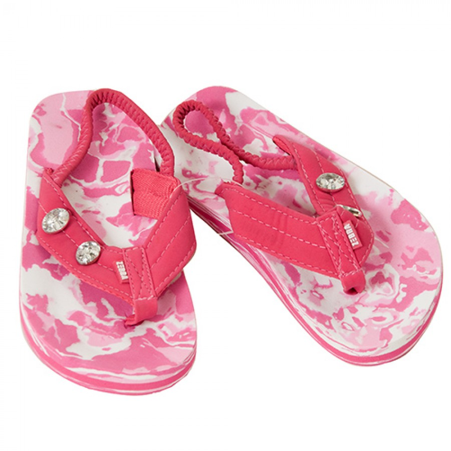 Slipper fuchsia