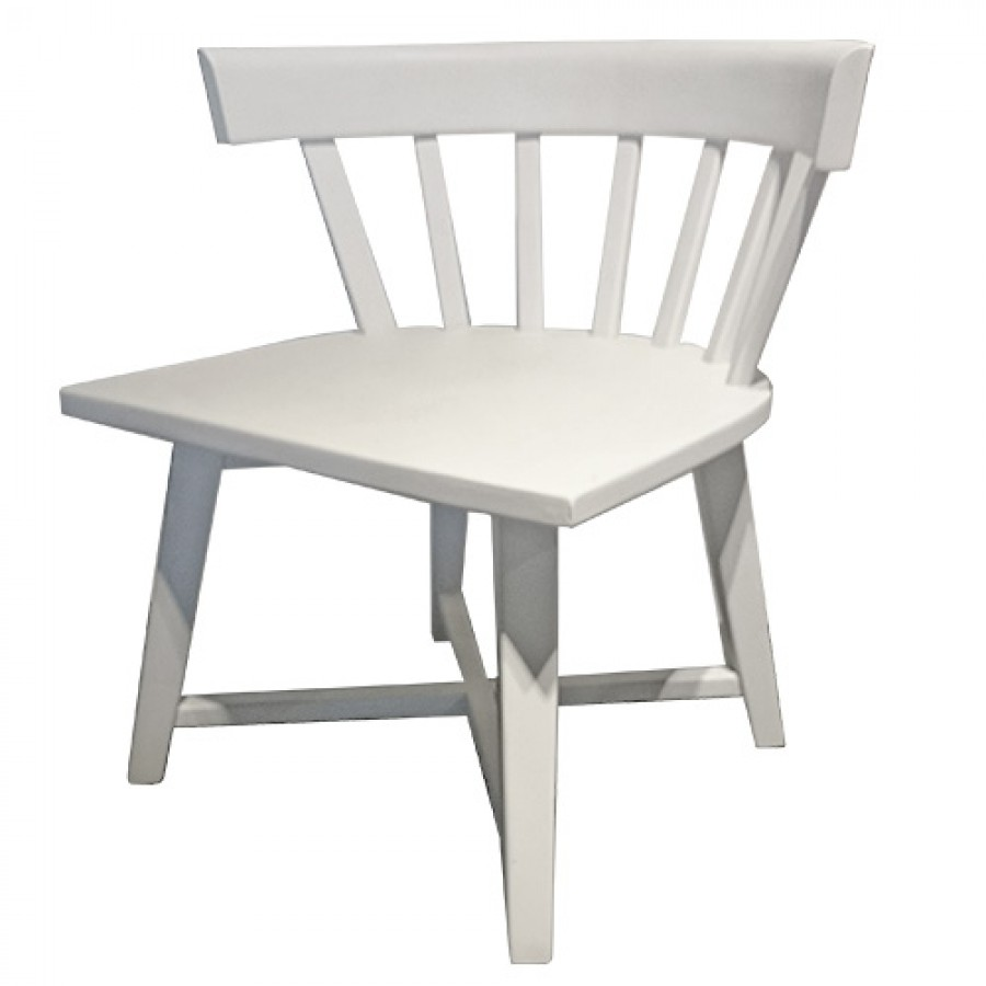 Kinderstoel Cross chair - wit