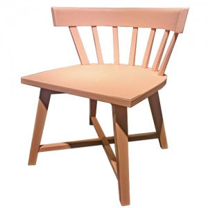 Kinderstoel Cross chair - roze