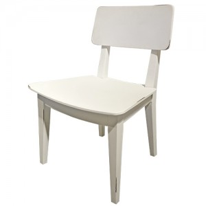 Kinderstoel Noon chair wit