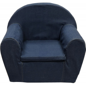 kinderfauteuil Dark denim